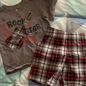 Koala Kids Shirt/shorts Set